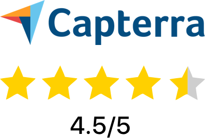 capterra rating